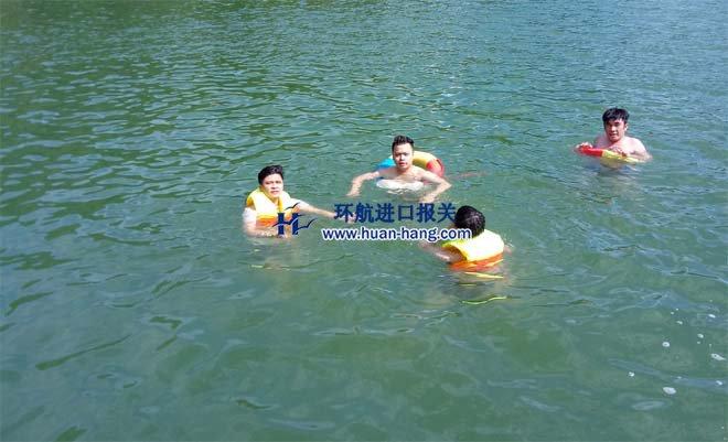2017年广东河源万绿湖